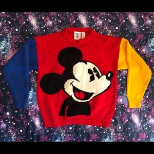 Vintage Mickey & Co Sweater